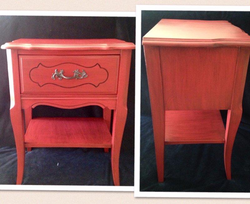 DIY, Furniture, Side Table, HabitatReStore