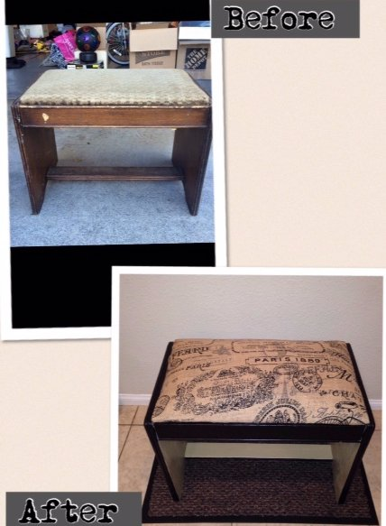 DIY, ReStore, Project, Chair, Furniture, Habitat for Humanity ReStore