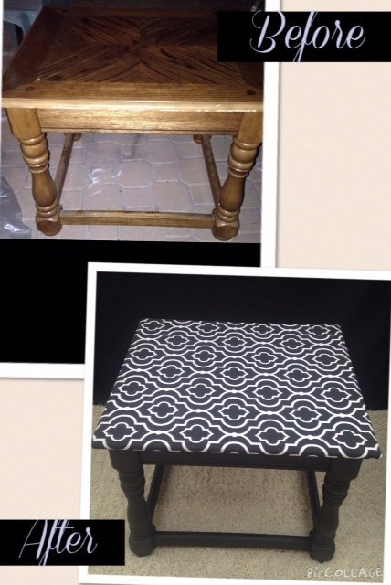 DIY, Table, Furniture, Habitat for Humanity ReStore