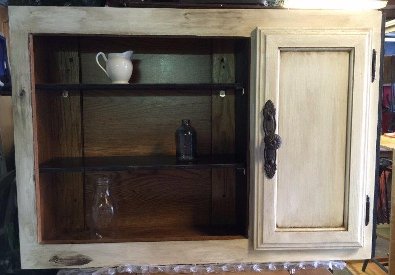 Medicine Cabinet, DIY, Furniture, Project, Habitat for Humanity ReStore