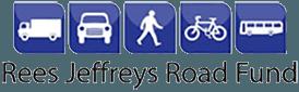 rees jeffreys road logo