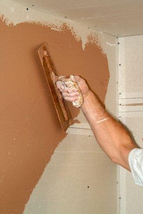 General plastering