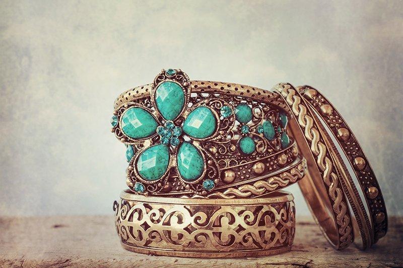 bracciali in bronzo