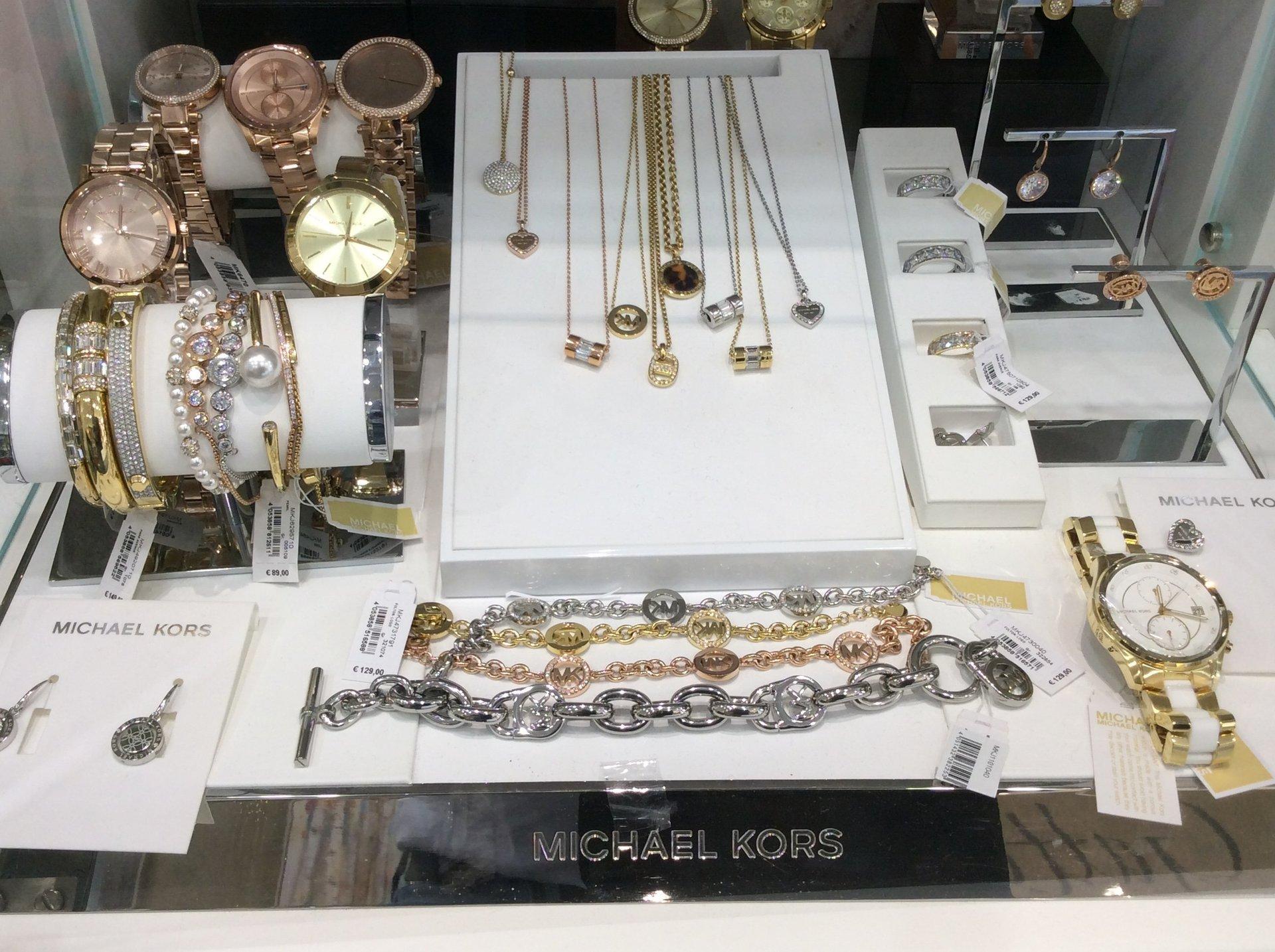 gioielli Michael Kors