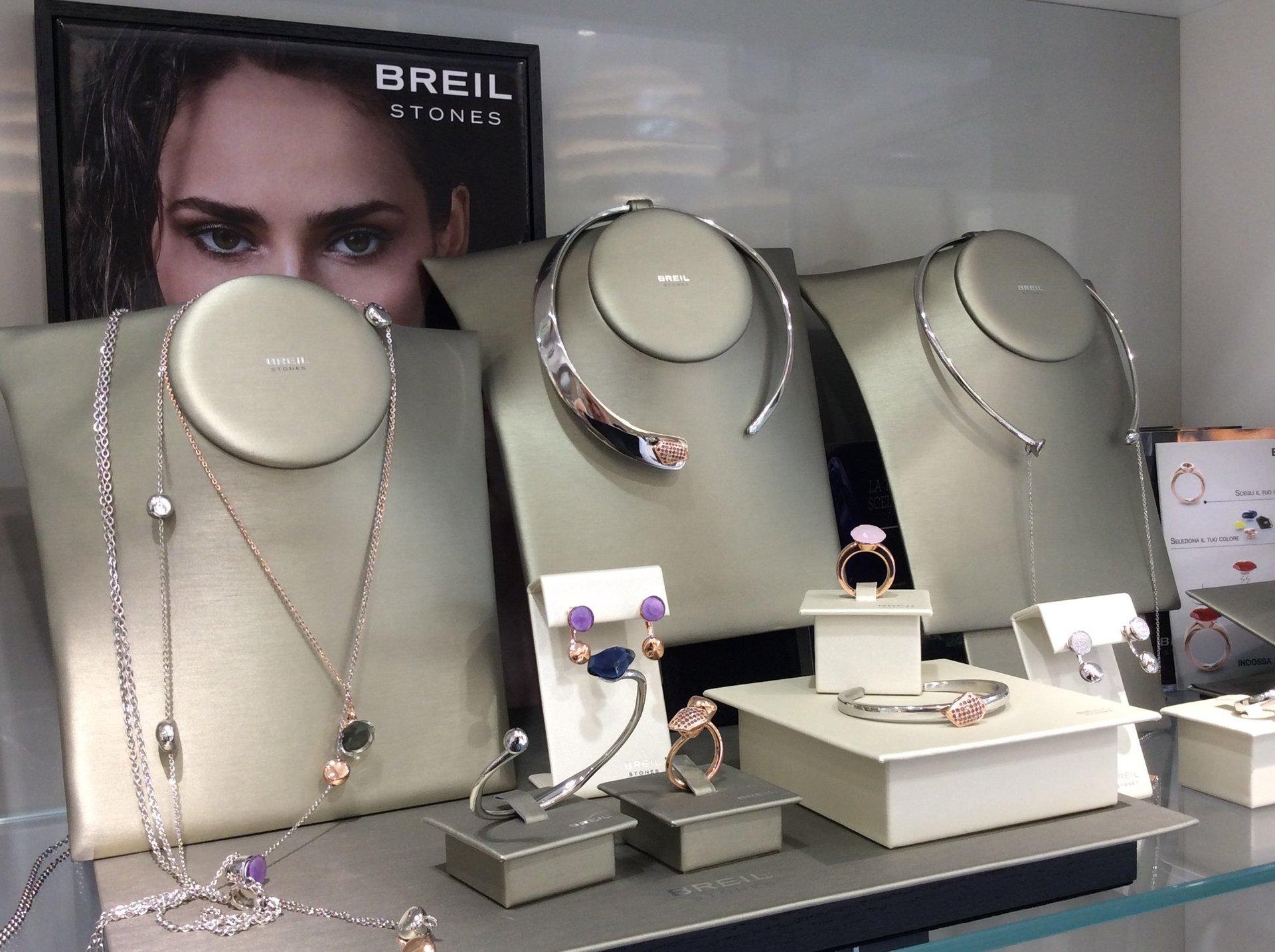 gioielli e orologi lusso Breil