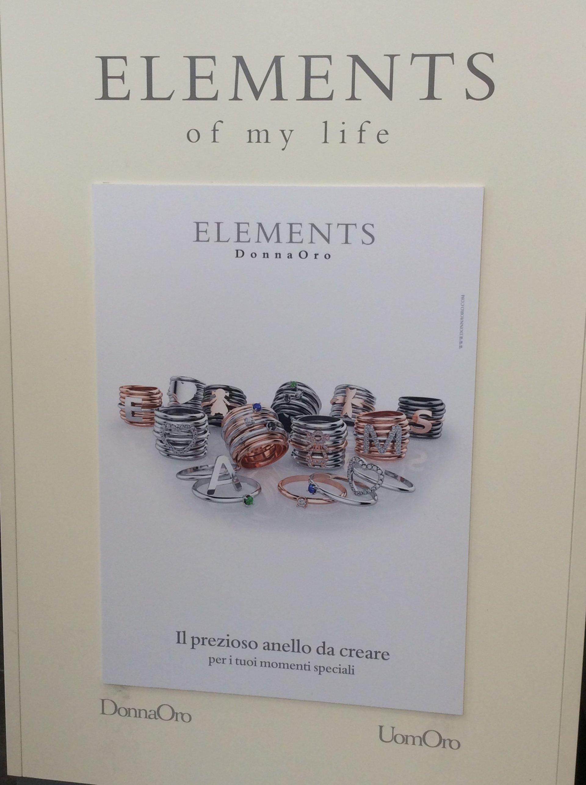 articoli preziosi Elements