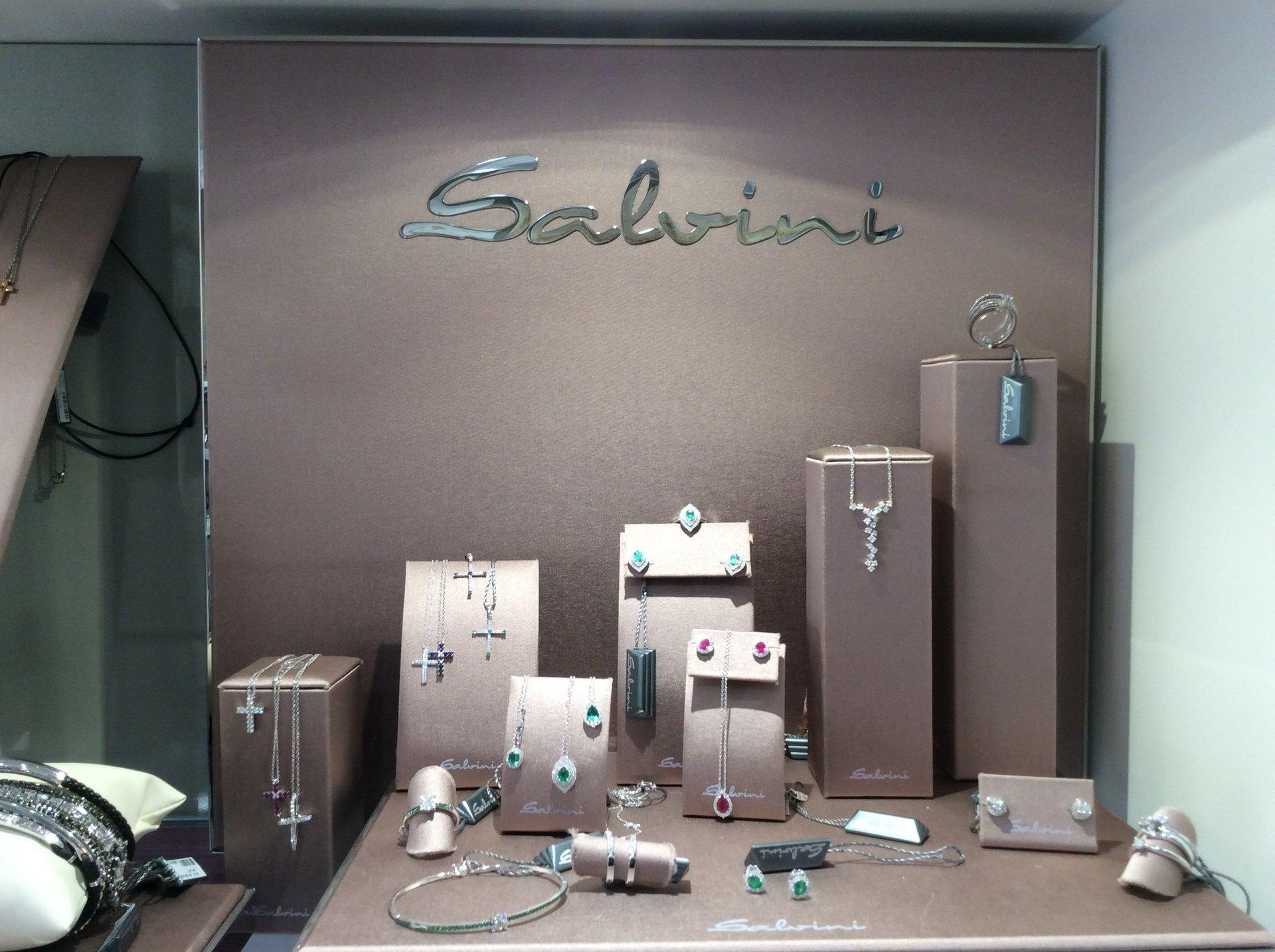 gioielli della nuova collezione Salvini