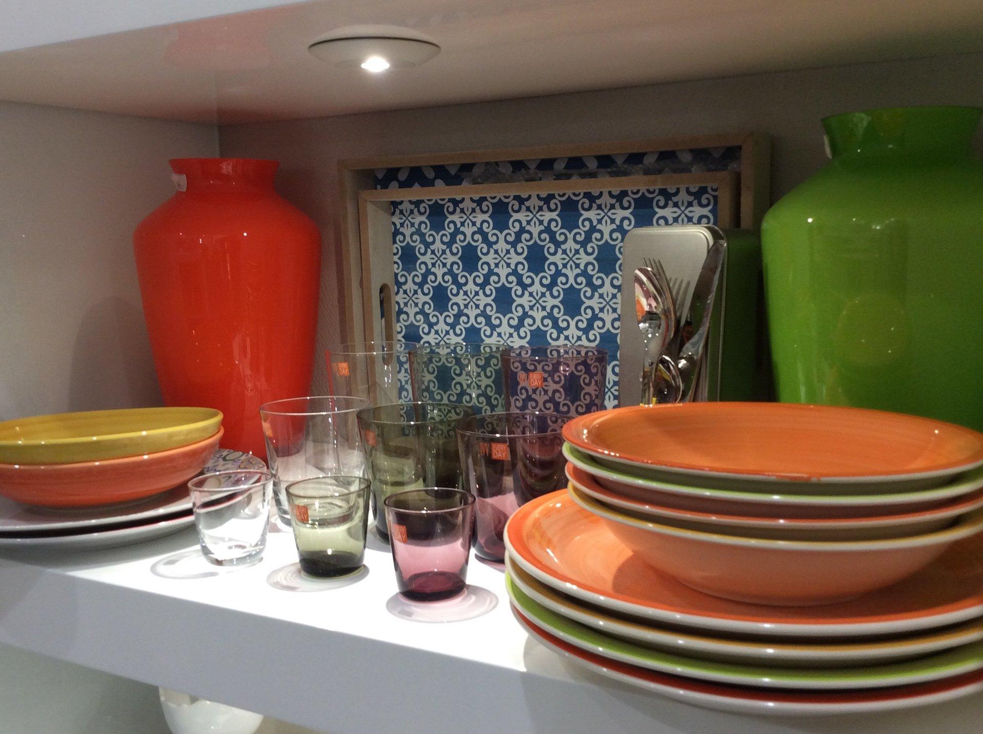 collezione servizio da cucina per sposi