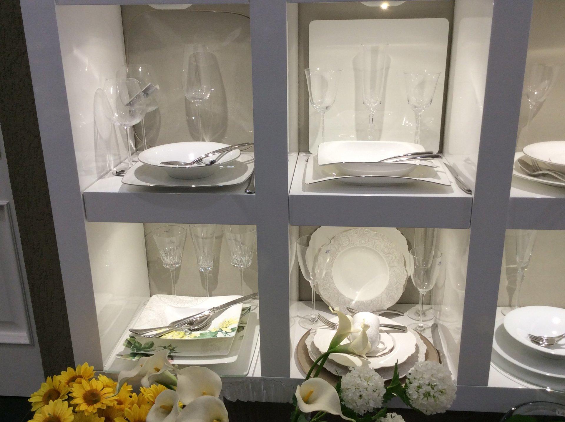 piatti in porcellana pregiati