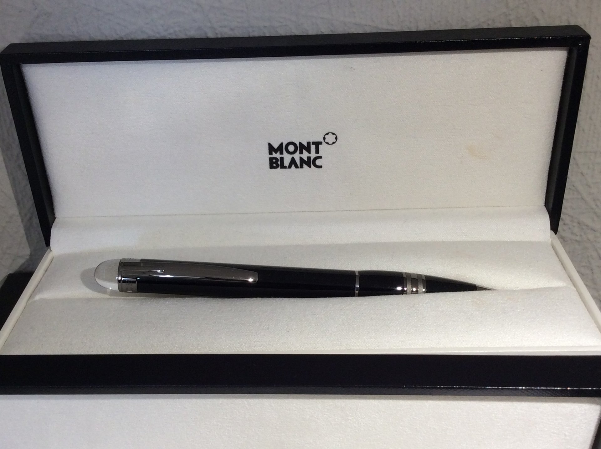penna a sfera Mont Blanc