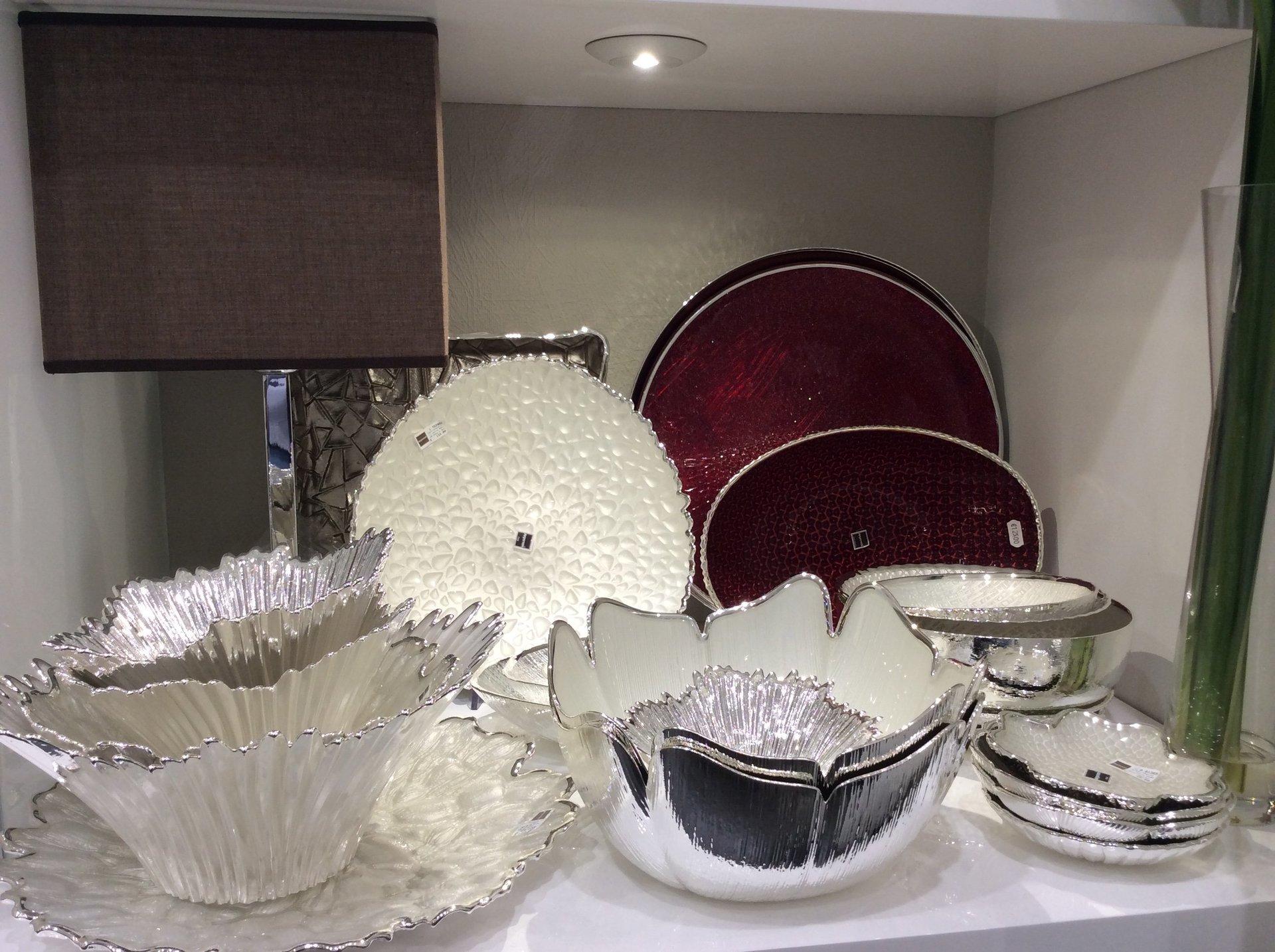 servizio di piatti per regali di nozze personalizzati