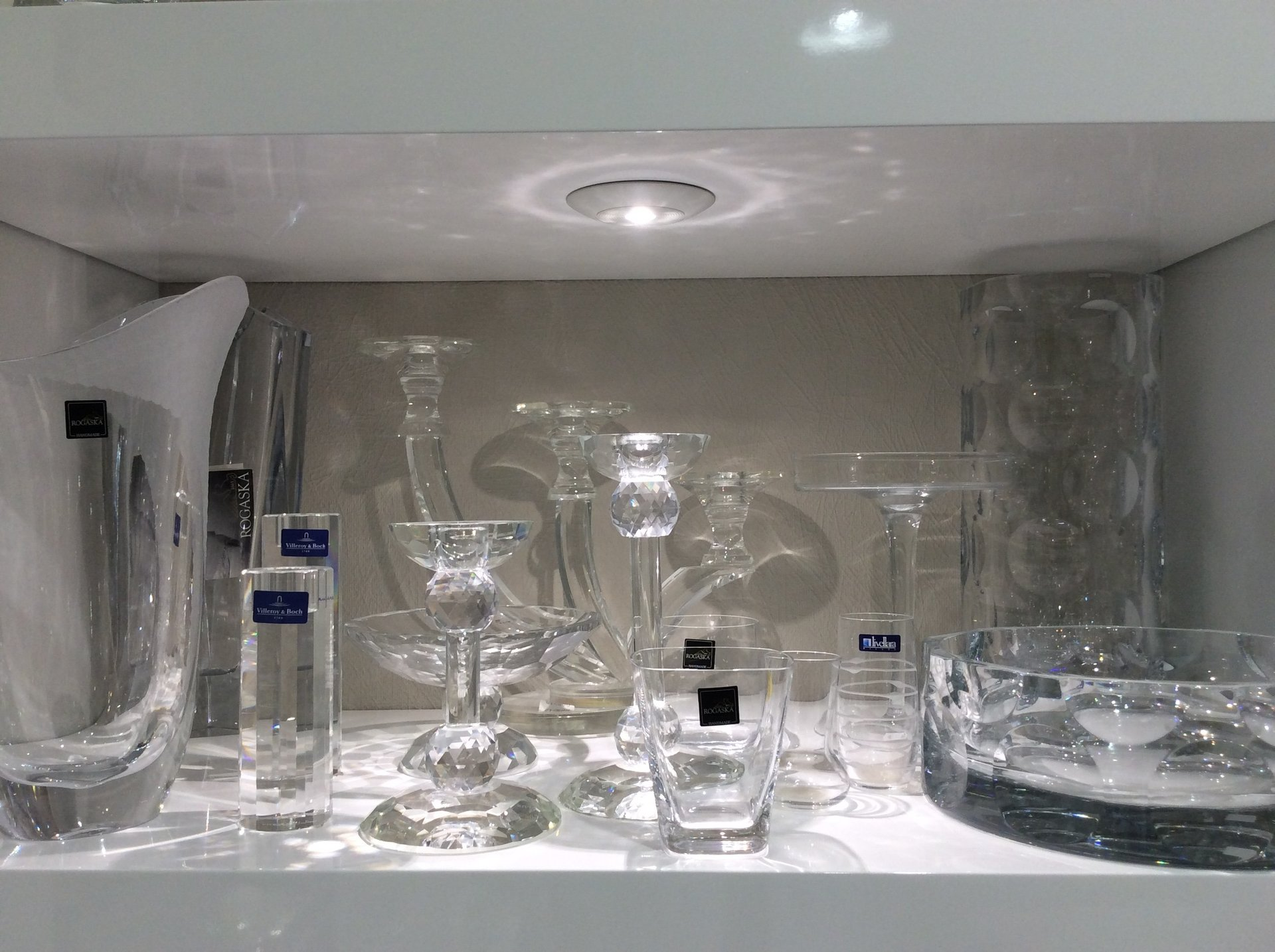 bicchieri da cocktail in vetro per lista nozze