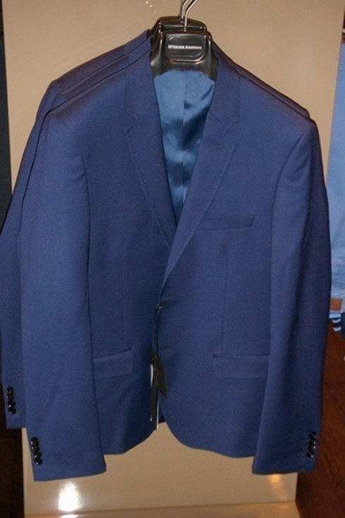 giacca elegante uomo