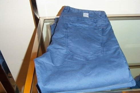 pantaloni primaverili uomo