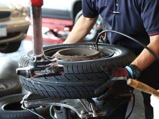 Sostituzione rapida pneumatici