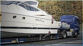 trasporto veicoli nautici