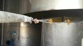trattamento rottami metallici