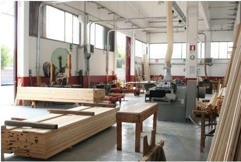 Macchinari per il taglio legno