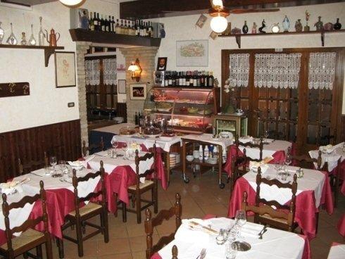 ristorante da danilo - sala interna