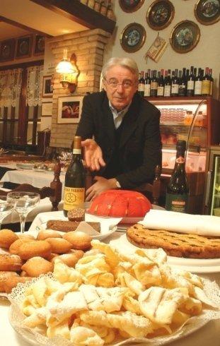 Ristorante da Danilo - I dolci della tradizione modenese