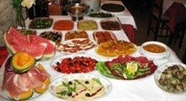 buffet anitipasti
