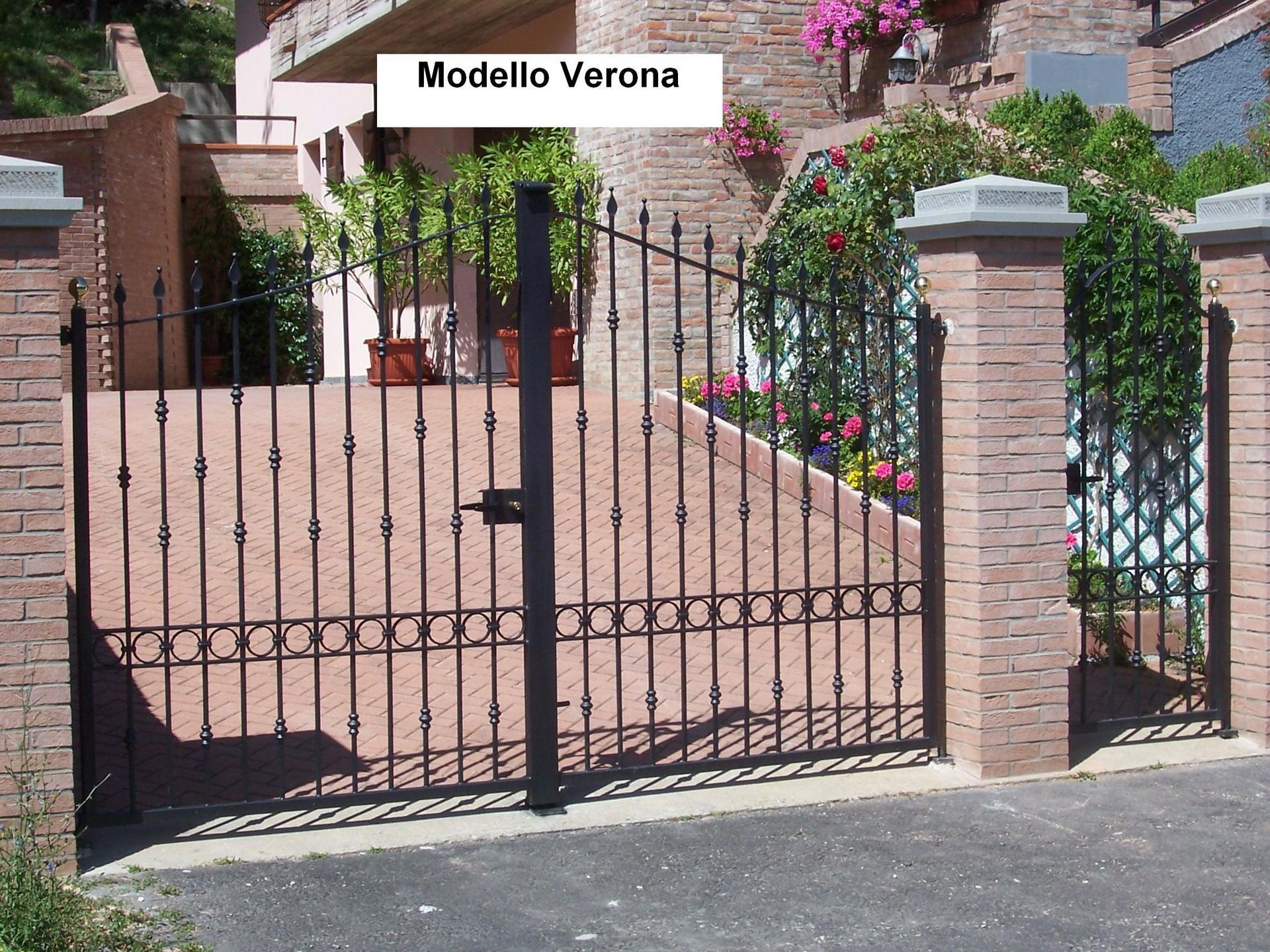 cancello Modello Verona