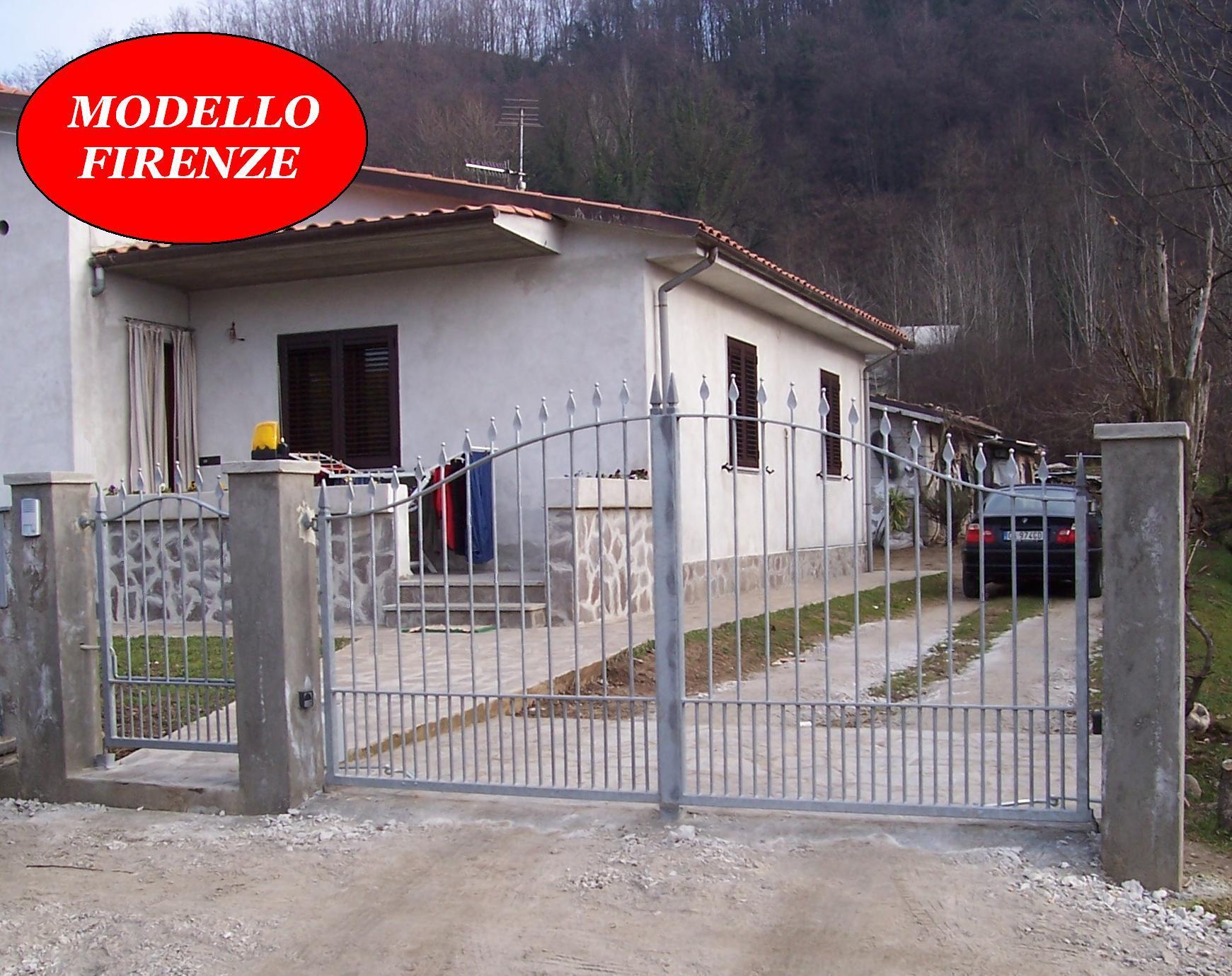 cancello Modello Firenze