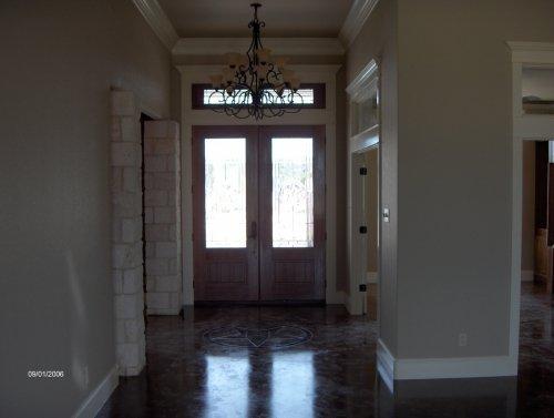 custom homes san angelo, tx
