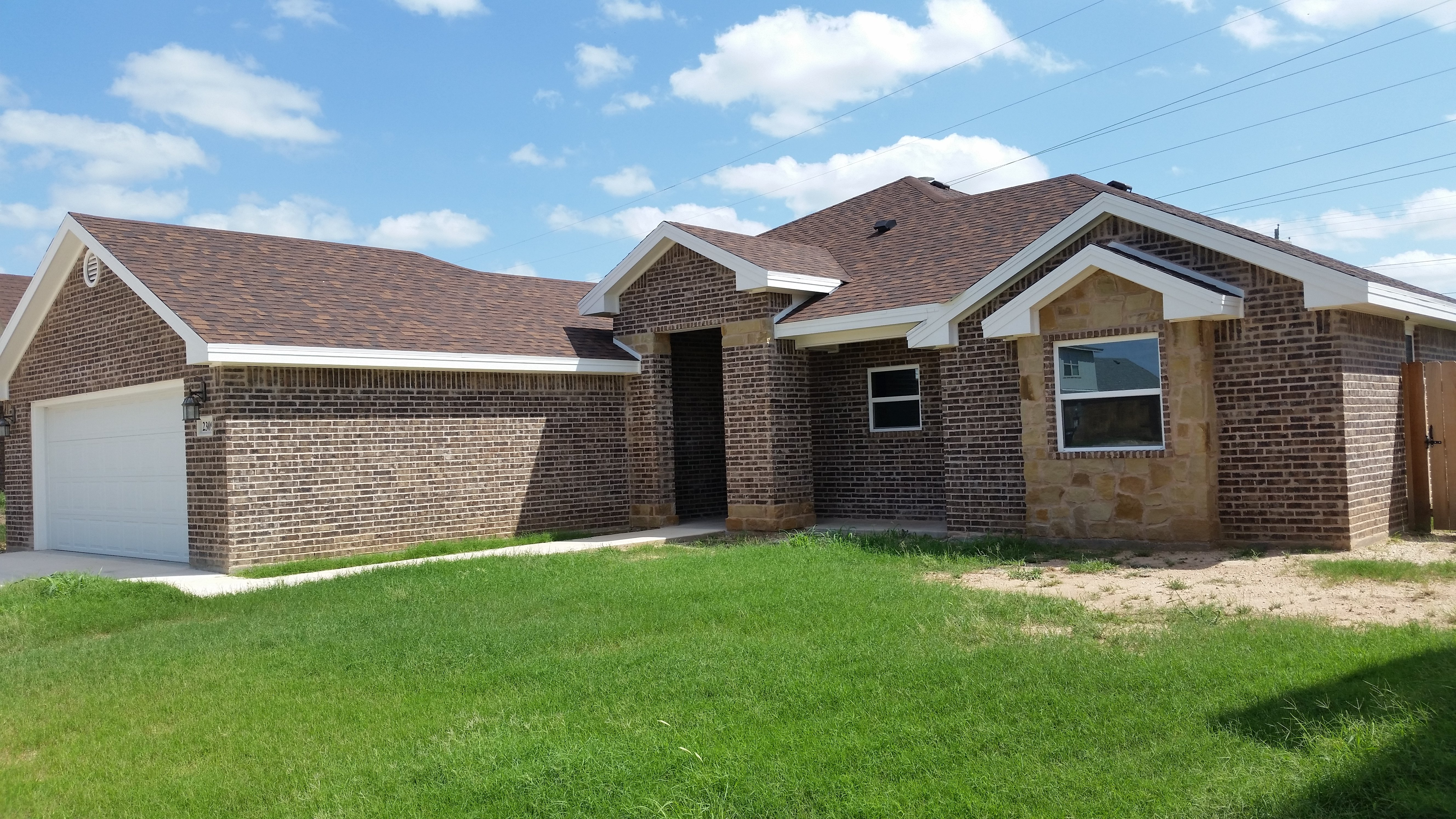 Gallery of custom built homes in san angelo tx for Home builders san angelo tx
