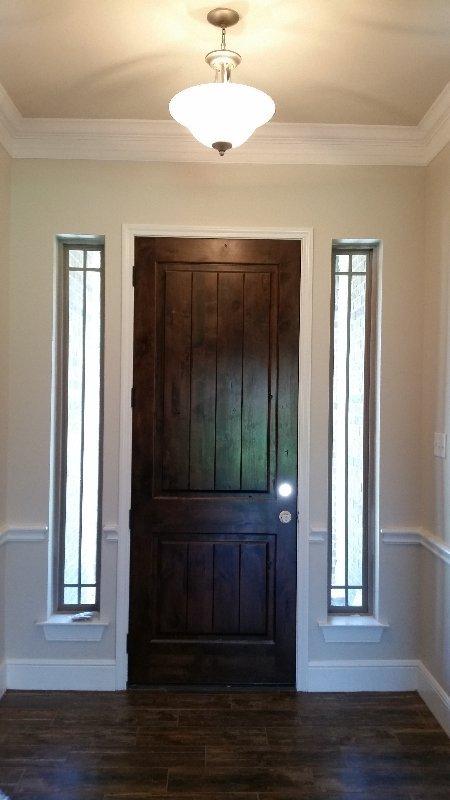 custom home interiors in San Angelo, TX