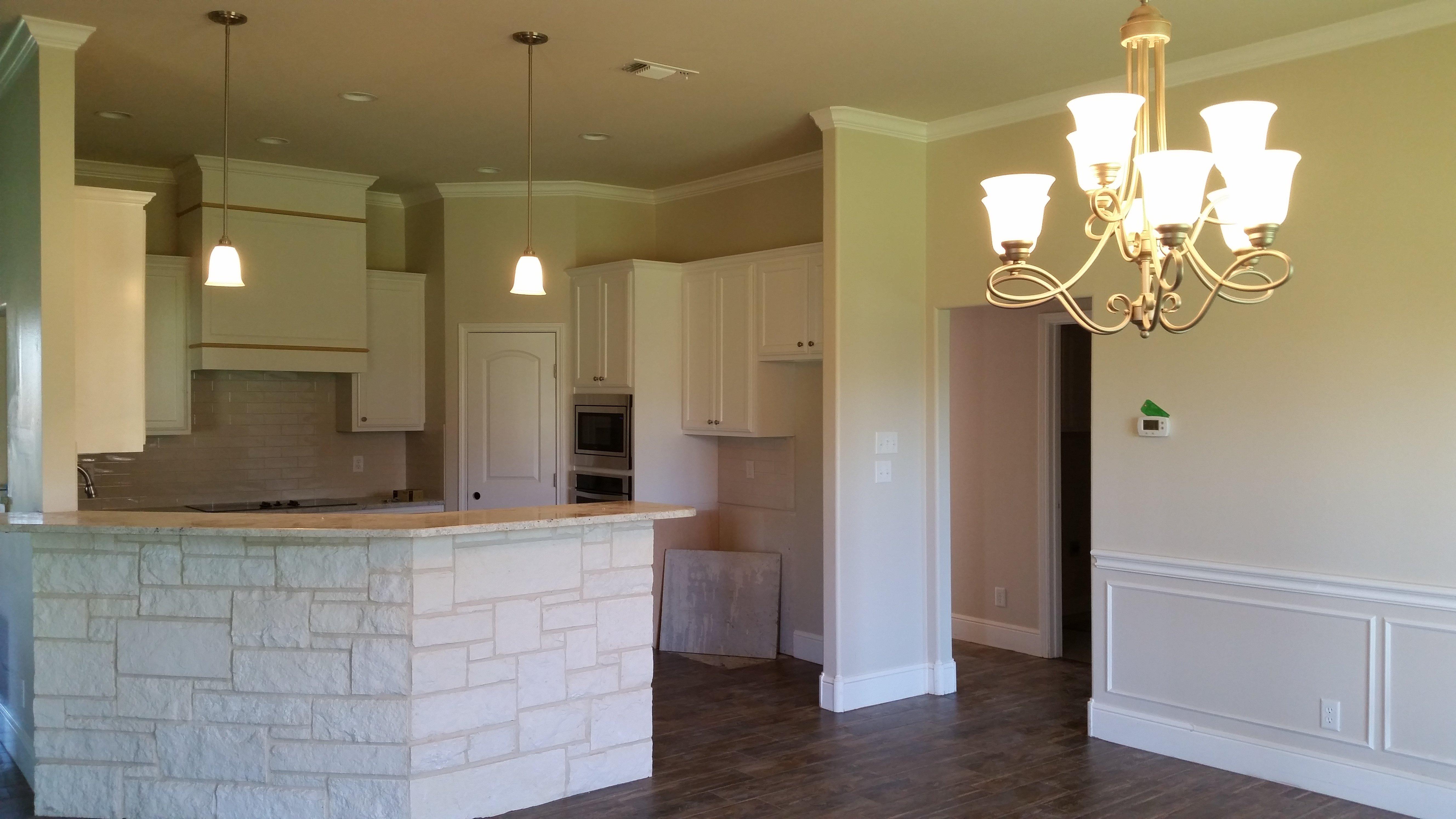 custom home kitchens in San Angelo, TX