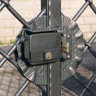 serratura cancello