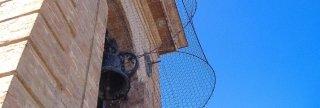 protezione antipiccioni, allontanamento piccioni