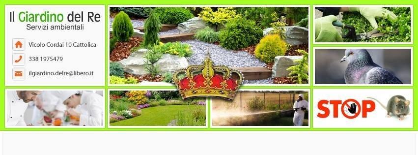 servizi ambientali, giardinaggio, vivaio