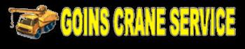 goins crane service abilene, tx