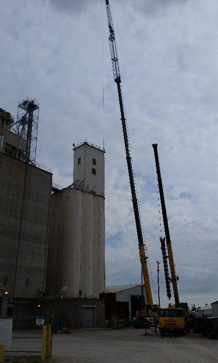 Crane Service Dallas, TX