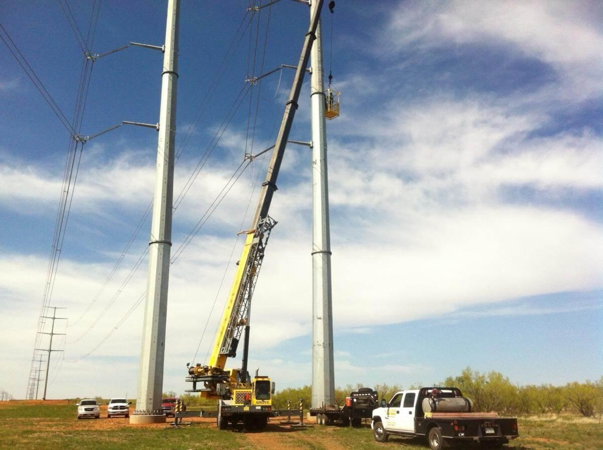 Crane Service Midland, TX
