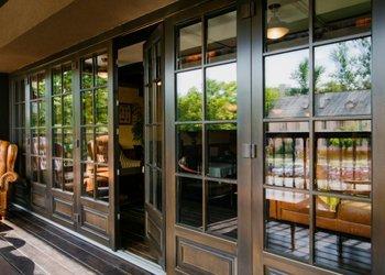 installazione vetri, posa vetri, vetrate su progetto