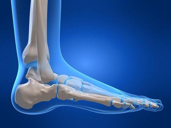 Artroscopia del piede