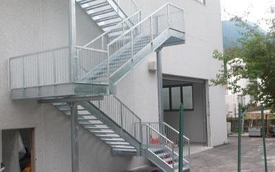 scale per esterni