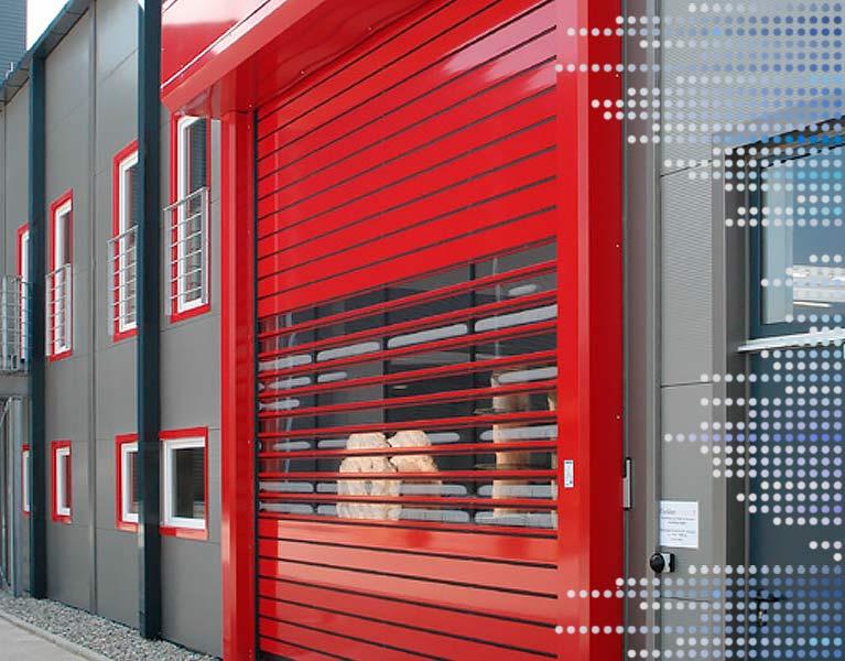 Door that had PVC door refurbishment in Victoria
