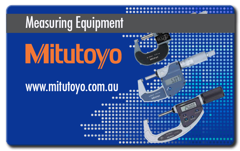Mitutoyo measuring equipment