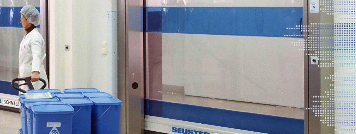 S800 Roll Fast Door Melbourne M T I Qualos Pty Ltd