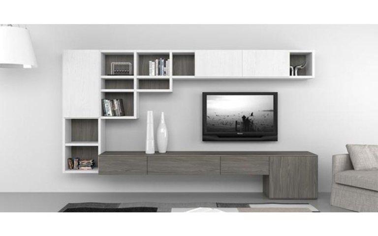 Progettazione living room