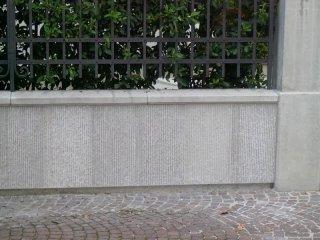 rivestimento muro