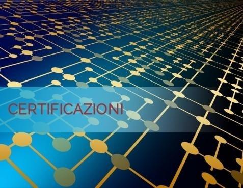 Consulenza certificazioni