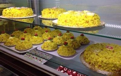 torte mimosa