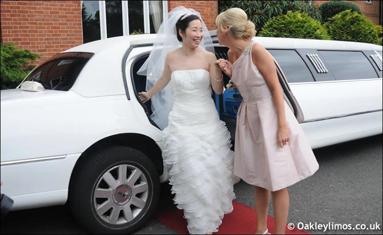 car for wedding