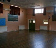 Meeting venue - West Malling, Kent - West Malling Village Hall - Interior