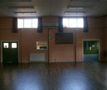Party venue - West Malling, Kent - West Malling Village Hall - Interior